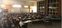 Das Interesse in Balve ist groß. In Balve kamen rund 170 Personen zur Informationsveranstaltung zum Thema Breitbandausbau.